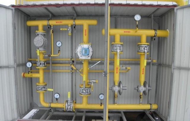 Гост р 53865-2010: системы газораспределительные. Термины и.